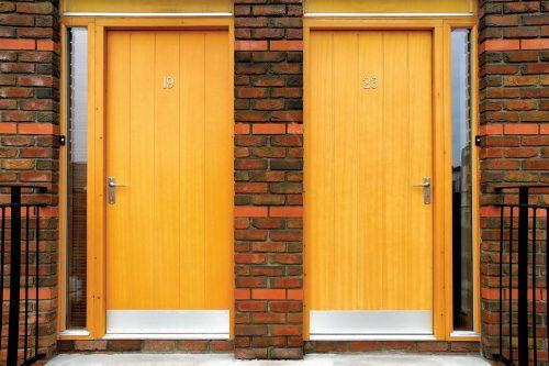 Sound doors - 68mm (42dB)